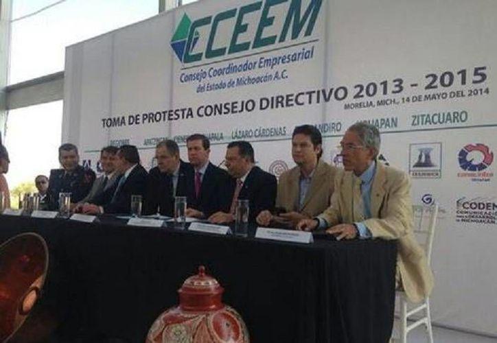 Castillo: la estrategia de seguridad en esa entidad ha logrado detenciones importantes, entre ellas las de alcaldes y tesoreros. (Milenio)