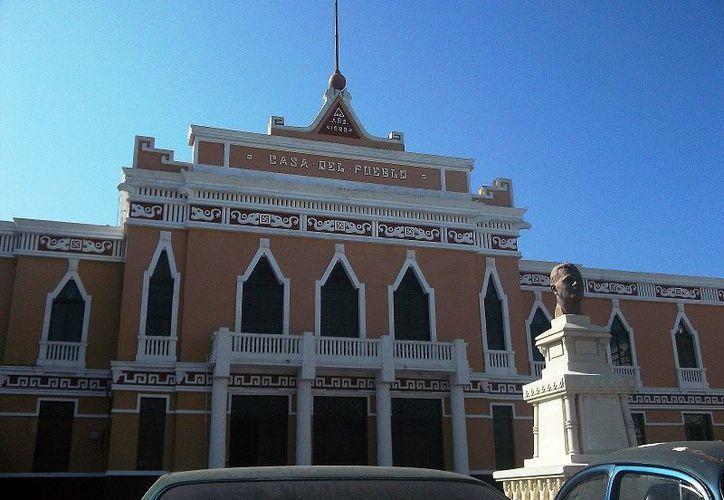 La Casa del Pueblo, sede del Partido Revolucionario Institucional (PRI) Estatal. (Foto: Milenio Novedades)