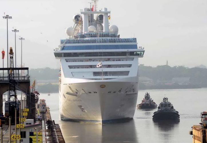 Princess Cruises estima que en 2012 aumentaron de 20 a 25 por ciento los turistas mexicanos que llevaron a Japón. (Archivo Notimex)
