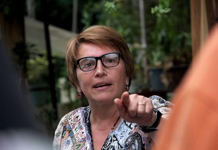 Laura Beristain mencionó que  la administración pública tradicional requiere una profunda reestructuración. (Cortesía)