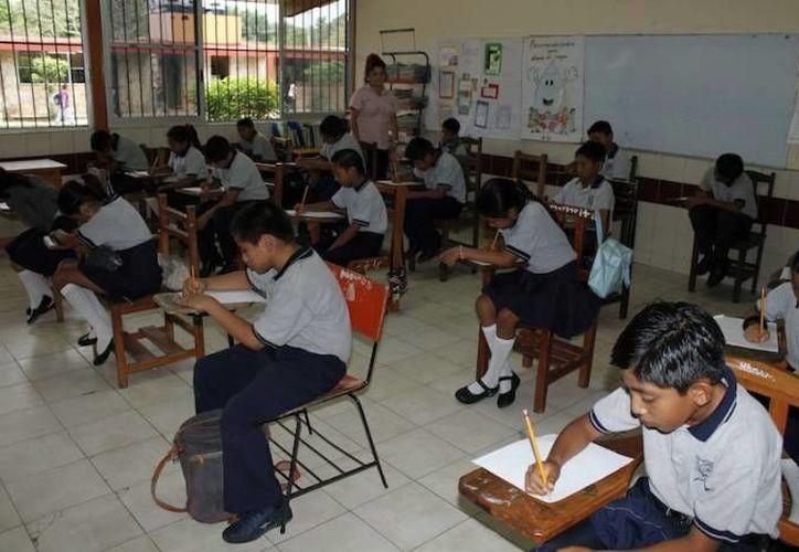 El programa de Escuelas de Jornada Ampliada iniciará en primarias y secundarias. (Milenio Novedades)