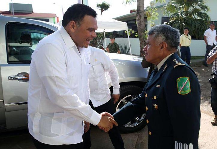 El gobernador Rolando Zapata estará este viernes en Mérida y en Tixkokob para presidir diversos eventos. (SIPSE)
