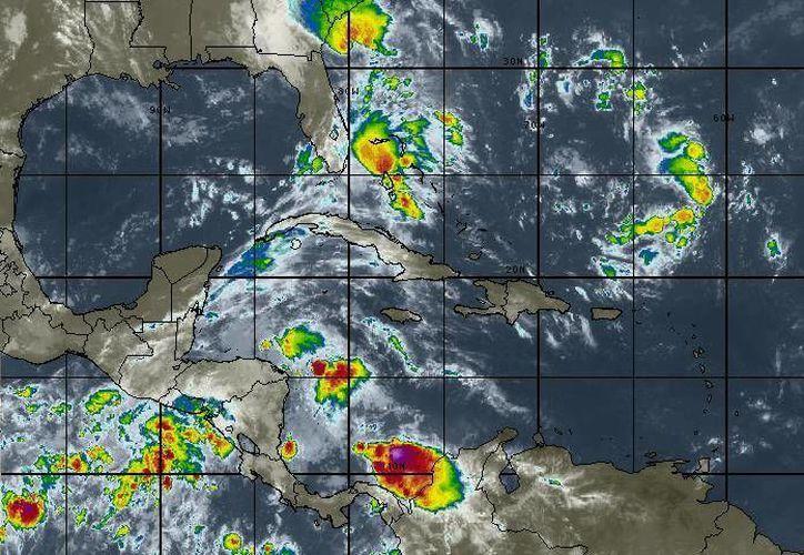 En Cancún, se esperan tormentas durante el transcurso de día. (Redacción/SIPSE)