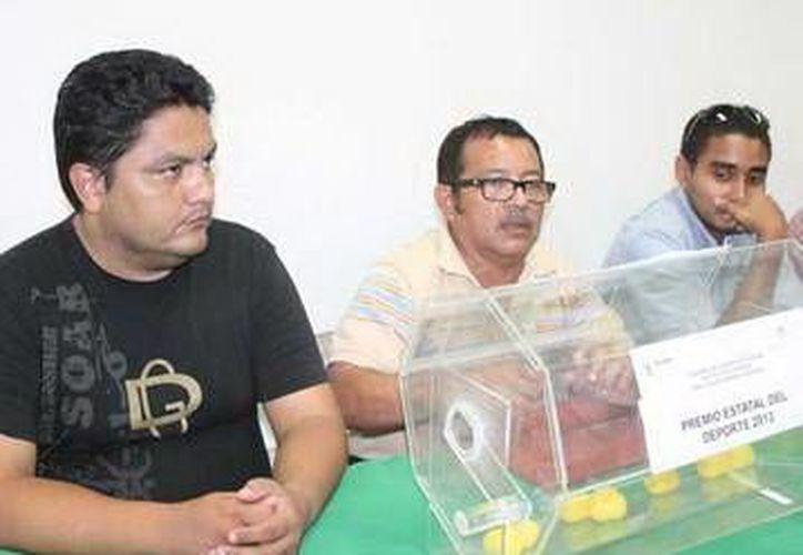 Ayer fue anunciado el jurado que votará por el mejor deportista yucateco de 2013. (Milenio Novedades)