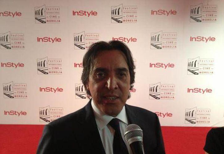 Tovar señaló que la película tiene como mensaje el respeto a las ruinas arqueológicas mayas. (Twitter)