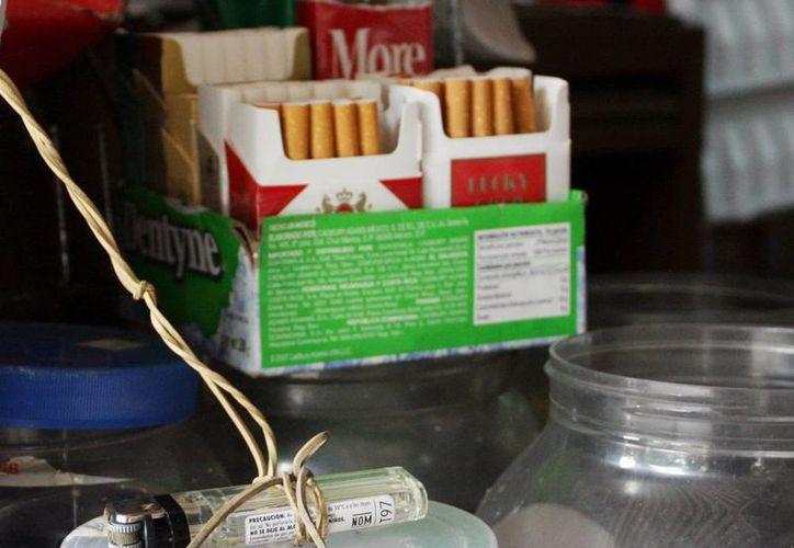 En cigarros hay un aumento <i>sorpresivo</i> de hasta 3 pesos. (Milenio Novedades)