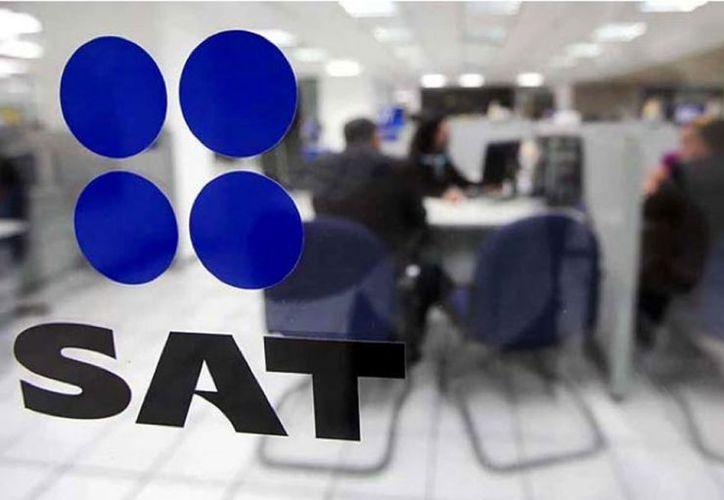 Las personas físicas pueden entrar al portal del SAT para realizar su declaración.