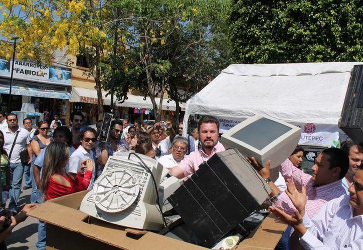 Desde 2010, el evento ha recolectado mil toneladas de desechos. (SIPSE)