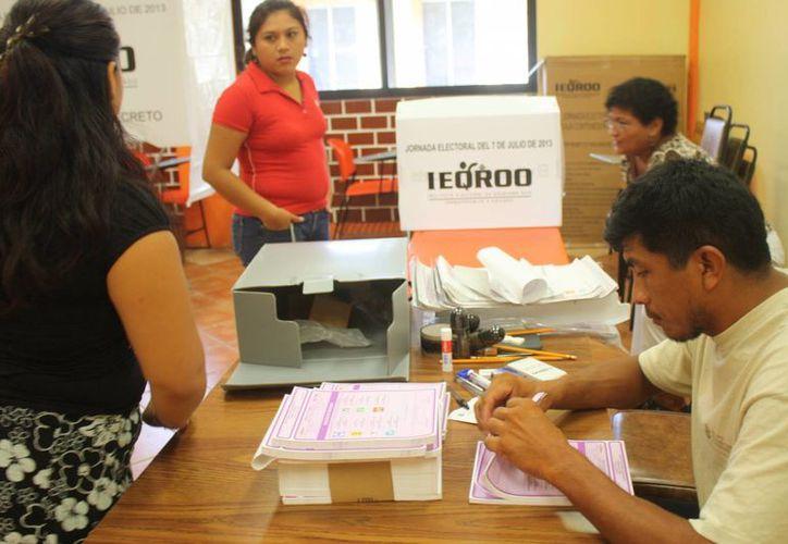 Para el Distrito Dos, con sede en Chetumal, se requirirá la presencia de 99 capacitadores y 18 supervisores. (Harold Alcocer/SIPSE)