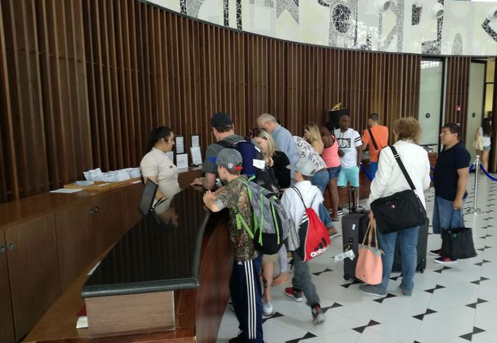 Aumenta el número de cuartos de rentas vacacionales debido a la gran afluencia turística. (Adrián Barreto/SIPSE)