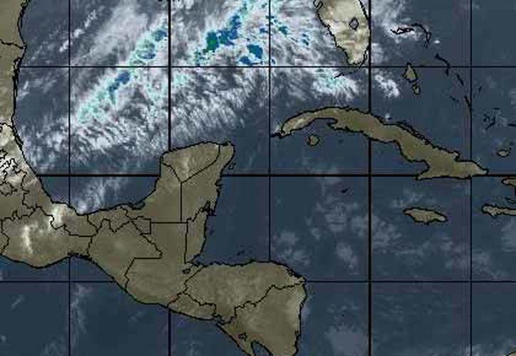 Un sistema de alta presión mantendrá ambiente de cálido en la Península de Yucatán. (Intellicast)