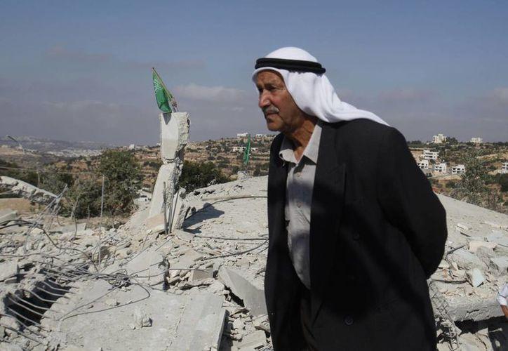 Hamas e Israel pactaron el pasado miércoles una tregua de cinco días, la cual expira este lunes. (AP)