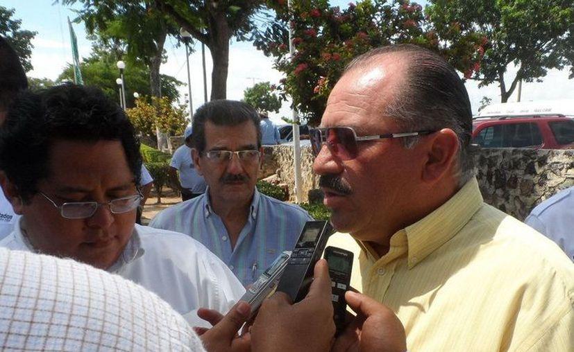 Javier González Zetina, renuncia a su cargo. (Archivo/ SIPSE)