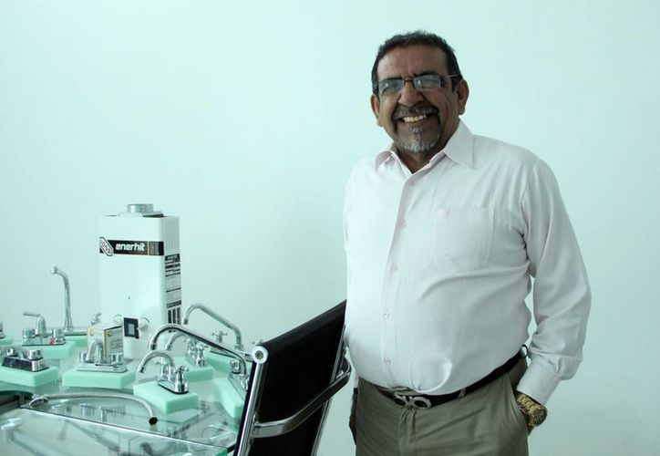El empresario Carlos Pandiello Vázquez invita a los jóvenes a emprender sin miedo. (Milenio Novedades)