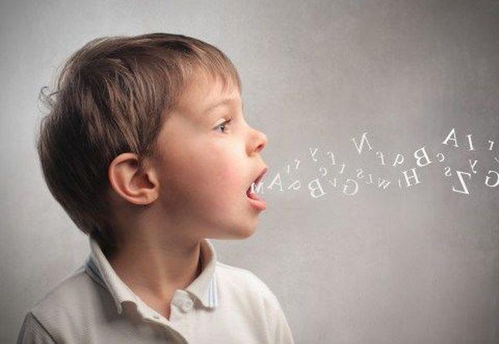 Es muy difícil detectar cuando un niño tiene problemas de lenguaje. (Contexto/Internet)