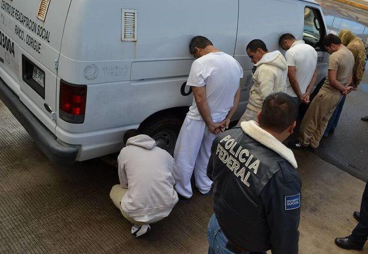 En total fueron 129 reos los que se fugaron del penal de Piedras Negras. (Archivo/Notimex)