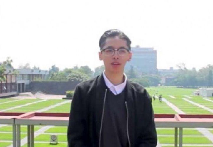 El TEC le ofreció a Lesthat una beca del 100 por ciento para realizar su licenciatura en cualquiera de sus campus. (Excelsior/Twitter)