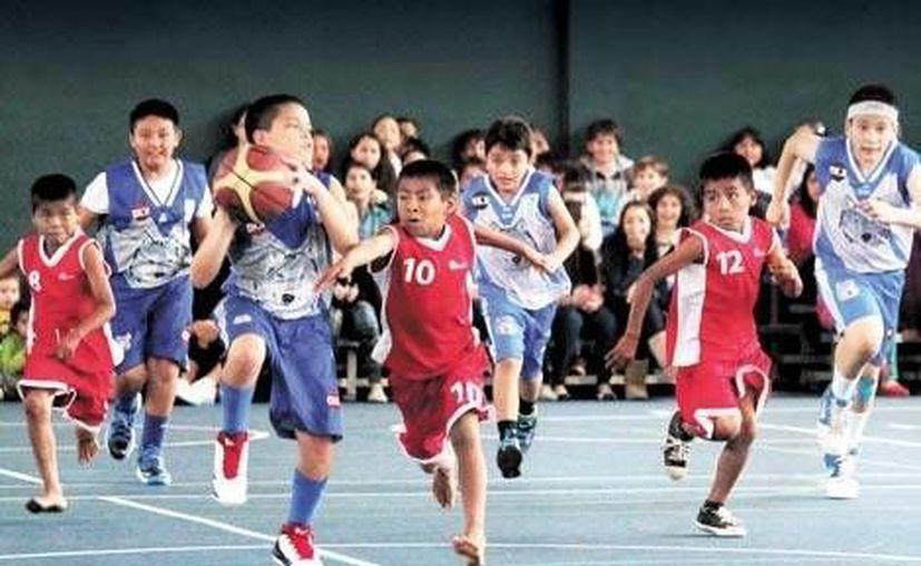 Los niños triquis ganaron los seis partidos que disputaron en Argentina. (Foto: Leobardo García/ Publicada en Milenio Dominical el mes de abril de 21013)