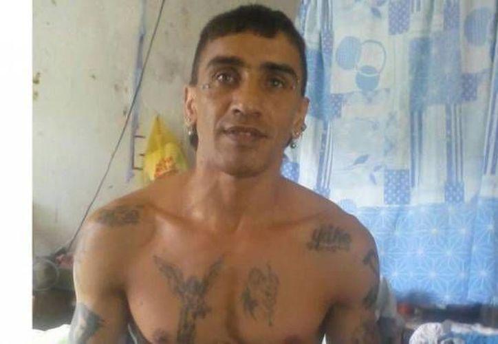 Gabriel Herrera, cometió los asesinatos de sus parejas cumpliendo cadena perpetua. (Foto Facebook)