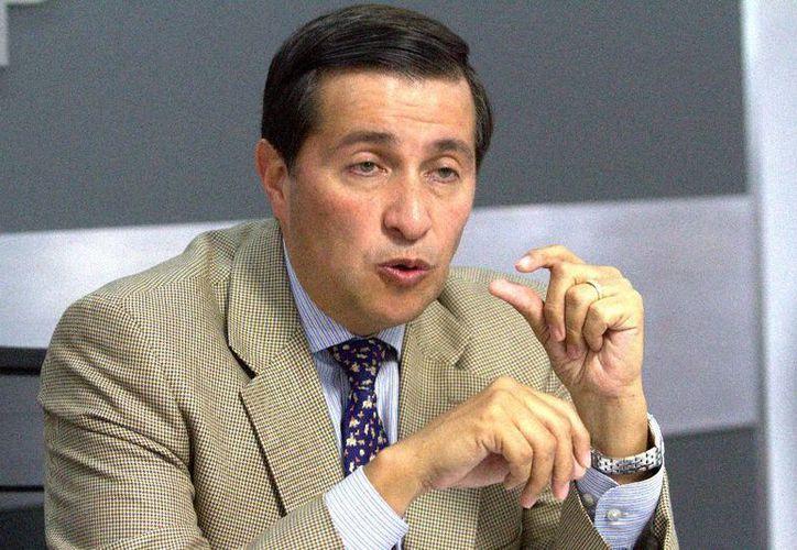 Gustavo Hernández, de Pemex Exploración y Producción, dijo que se están buscando inversores para aguas profundas. (Archivo/Notimex)