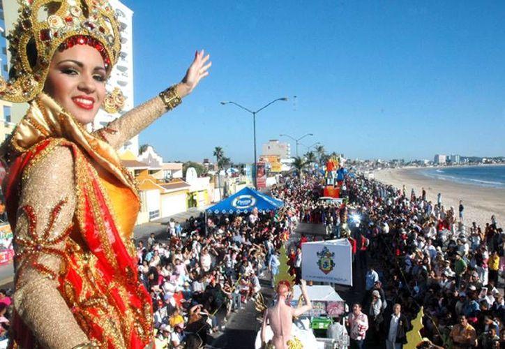 Los preservativos serán entregados en el Carnaval de Mazatlán por 200 jóvenes.  (www.nortedigital.mx)