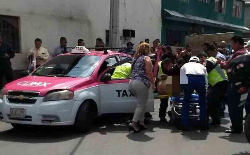 Balacera deja tres heridos en Iztapalapa