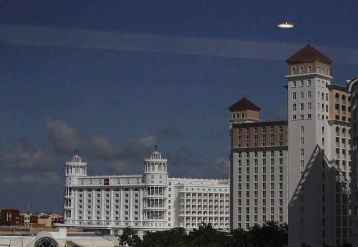 El desarrollo económico de Cancún es un testimonio del poder transformador del transporte aéreo. (Tomás Álvarez/SIPSE)