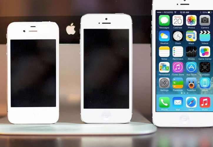Es probable que las nuevas versiones del iPhone vengan en muchos colores. (imore.com)