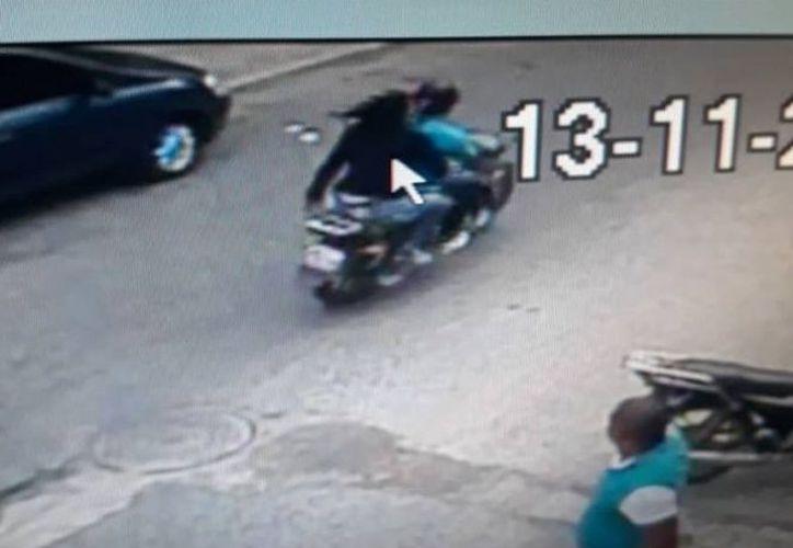 Presuntamente, la mujer ya ha sido identificada. (Foto: Twitter)