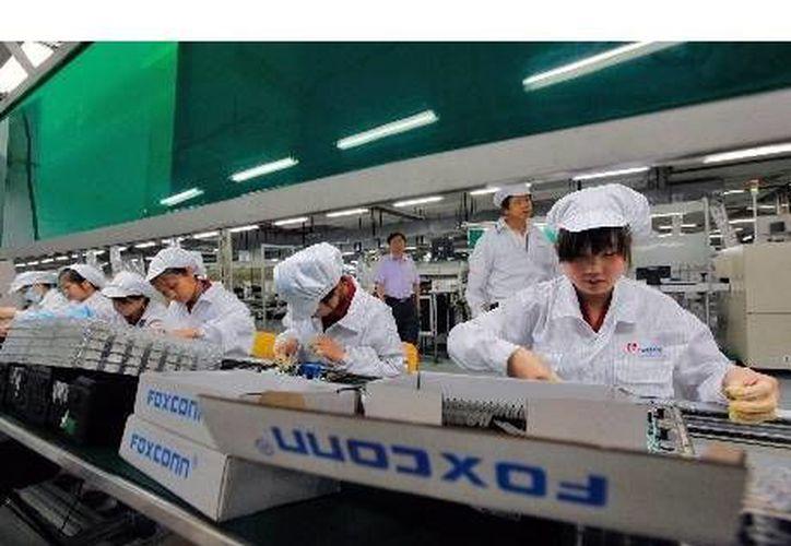 La mayoría de los empleados de Foxconn llegaron de las regiones más pobres de China. (Ansa Latina)