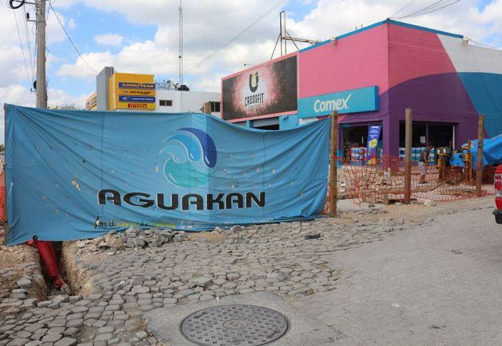 La empresa invertirá 23 millones de pesos en las obras. (Foto: Adrián Barreto)