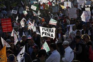 No cesan las protestas por el gasolinazo
