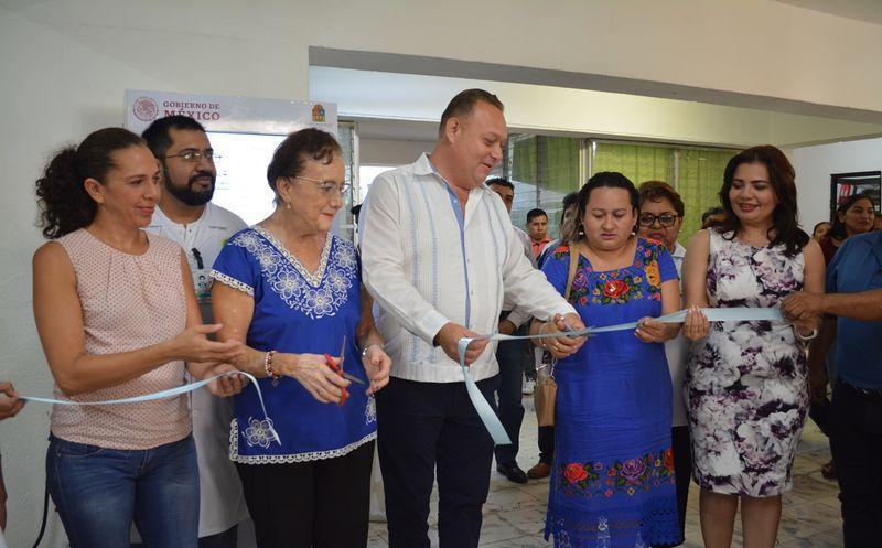 Felipe Carrillo Puerto Inauguran Módulo De Afiliación Del