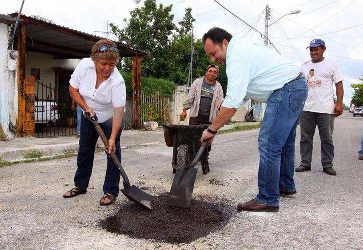 Francisco Torres Rivas sonaba fuerte para dirigir el PRI en Yucatán. (SIPSE)