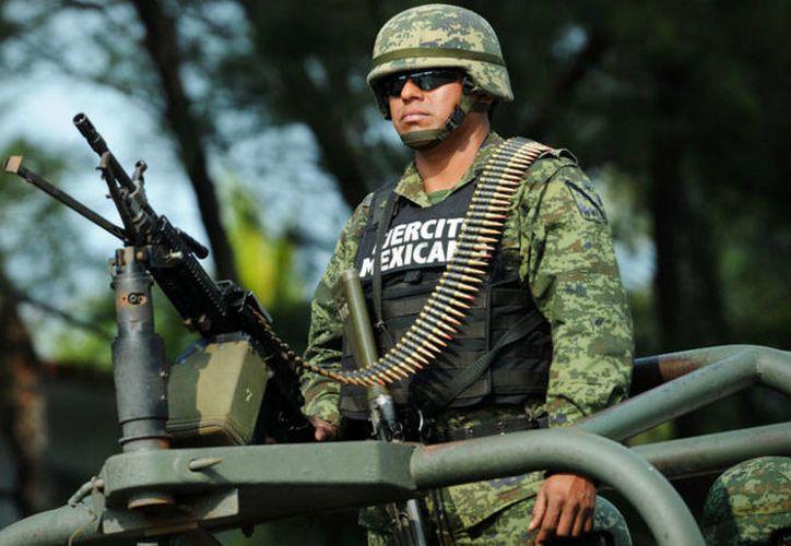 En el último año, México –con sus compras por 388 millones de dólares– fue responsable del gasto de cuatro de cada 10 dólares que los gobiernos de la región destinaron a la importación de armamento. (NTR Zacatecas)