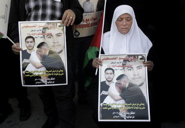 Los palestinos están indignados por la intervención judía en sus terrenos. (Agencias)