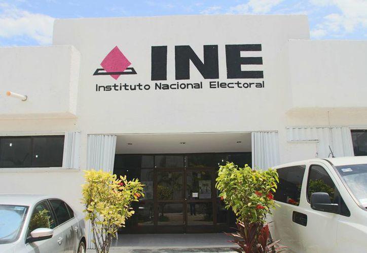 El Consejo General aprobó un total de 40 oficinas para funcionar como apoyo para el proceso electoral 2014-2015. (Harold Alcocer/SIPSE)