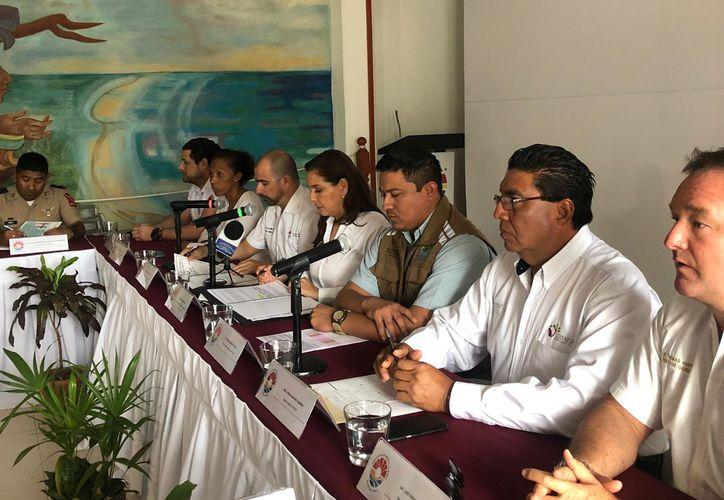 El comité del municipio de Benito Juárez quedó instalado. (Ángel Castilla/SIPSE)