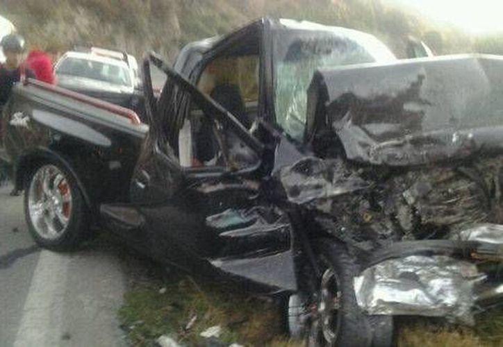 Un informe preliminar sostuvo que la velocidad pudo ser la causa del accidente. (Milenio)