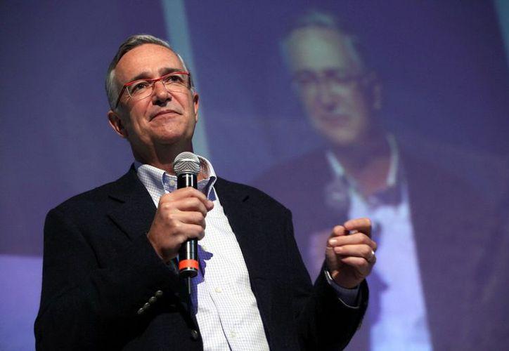 Ricasrdo Salinas Pliego se quejó del esquema impositivo del país. (Agencia Reforma)