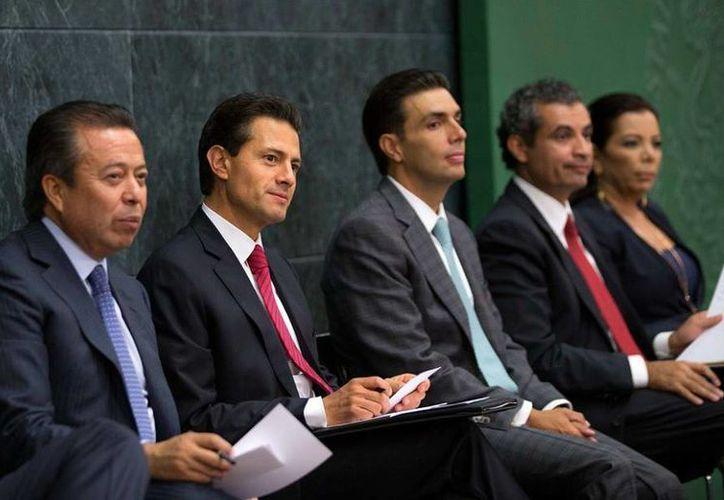 Este 1 de septiembre, el presidente Enrique Peña Nieto entregará su Cuarto Informe de Gobierno ante el Congreso de la Unión. (Presidencia)