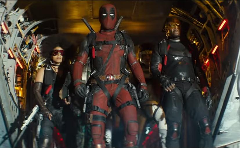 """Deadpool decide crear una franquicia, al que decide llamar """"X-Force"""". (Foto: Captura/YouTube)"""