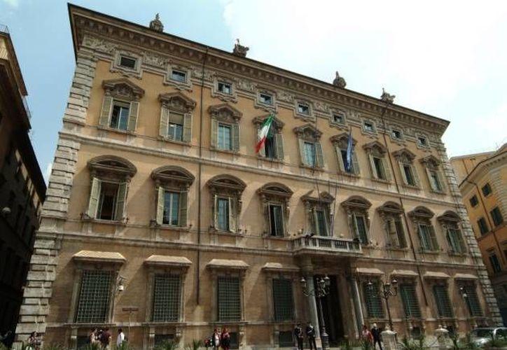 El <i> Palazzo Madama</i> de Turín es uno de los sitios que han elegido en los últimos meses muchas parejas italianas para casarse como parte de una nueva moda. (Foto: turismoroma.it)