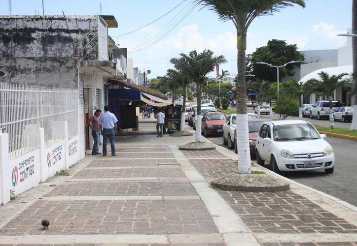 A pesar de la negativa, existen planes para mejorar la imagen urbana de la capital. (Harold Alcocer/SIPSE)