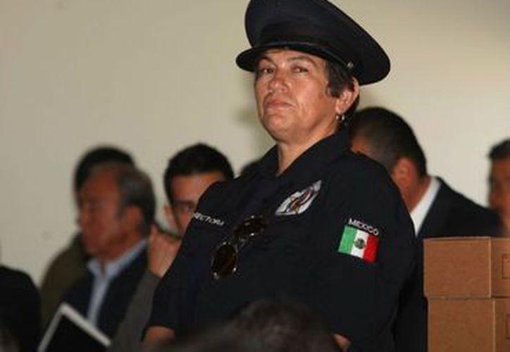 Las balas solo rozaron el cuerpo de Refugio Chávez. (informador.com)