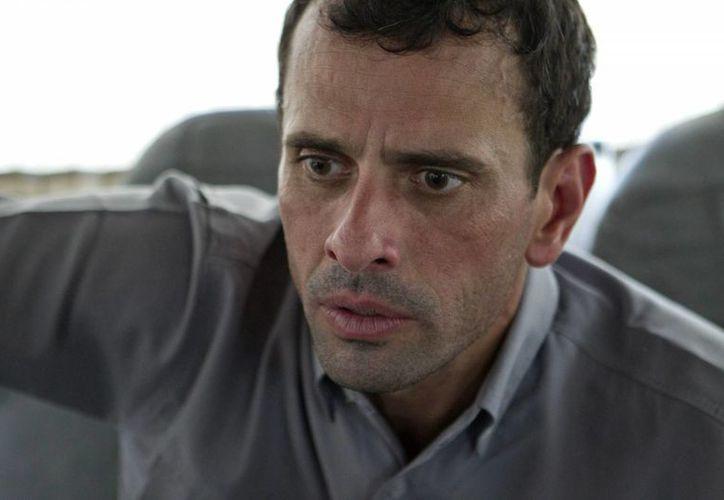 Imagen de archivo del excandidato presidencial venezolano Henrique Capriles. (EFE/Archivo)