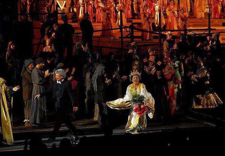 La ópera de Giacomo Puccini simboliza la victoria del amor sobre el odio. (Milenio Novedades)