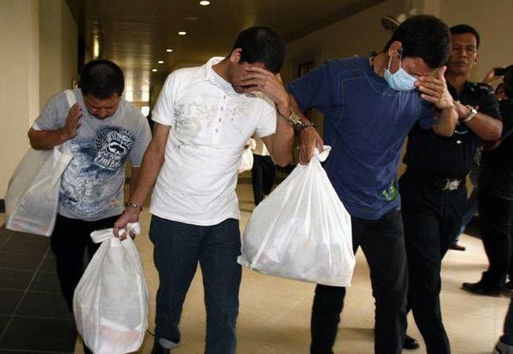 Los hermanos González Villarreal serán ejecutados por los delitos de producción y tráfico de drogas en Malasia. (animalpolitico.com)