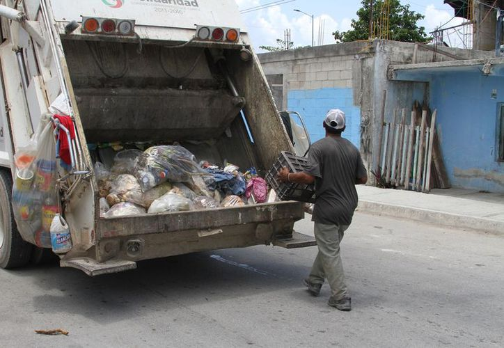 La empresa PASA está dispuesta a flexibilizar y facilitar la separación y reciclaje que impulsará el gobierno. (Adrián Barreto)