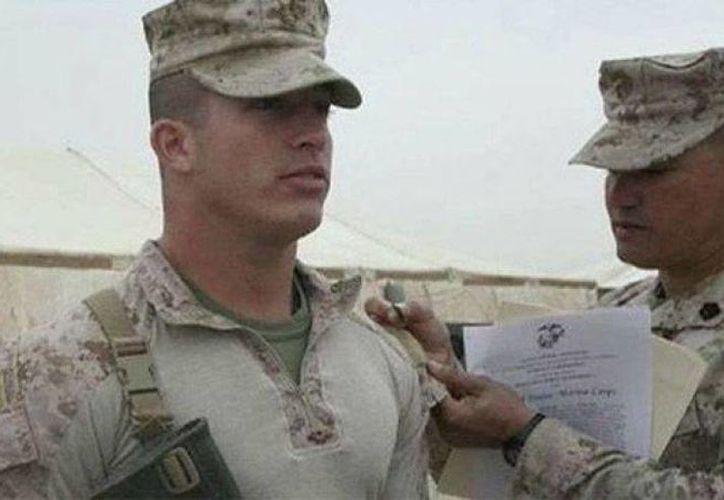 El sargento Andrew Tahmooressi, de 25 años de edad, se dirigía a San Diego a reiniciar su vida. (foxnews.com)